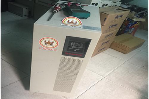 Dịch vụ sửa chữa UPS Santak Online C10K (10KVA/7KW) tại Toàn Tâm