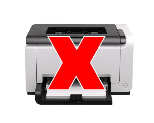 Không sử dụng máy In với UPS Santak TG1000
