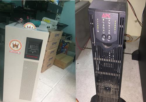 Dịch vụ sửa chữa Bộ lưu điện tại TP.HCM