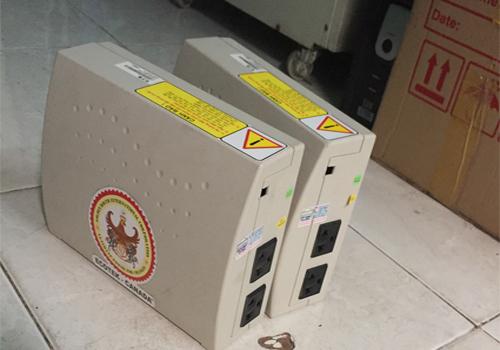 UPS Santak TG500Va cũ