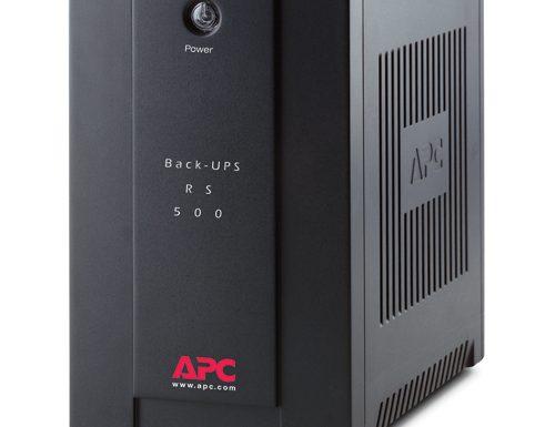 mua bộ lưu điện ups apc rs500va