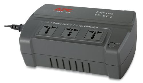 Bộ lưu điện UPS APC ES500VA Cũ