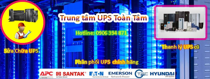 Công ty sửa chữa UPS