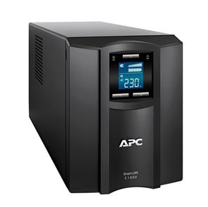 B? luu di?n UPS APC Smart SMC1000I