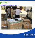 Cung cấp Bộ lưu điện UPS Santak tập đoàn Hoa Sen