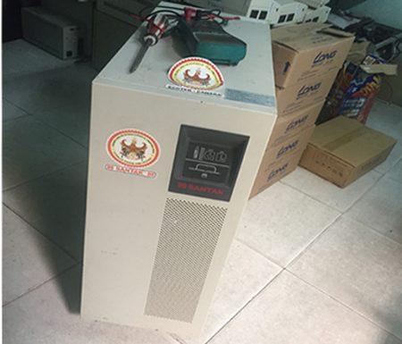 Sửa chữa bộ lưu điện santak tại tphcm