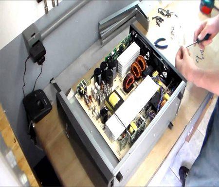 sửa chứa bộ lưu điện ups máy tính