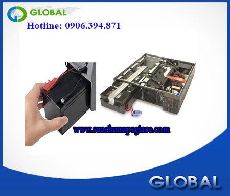 Thay pin battery UPS bộ lưu điện